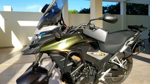 Honda Cb 500x - 2018/2018 - Abs - Revisada E Toda Equipada