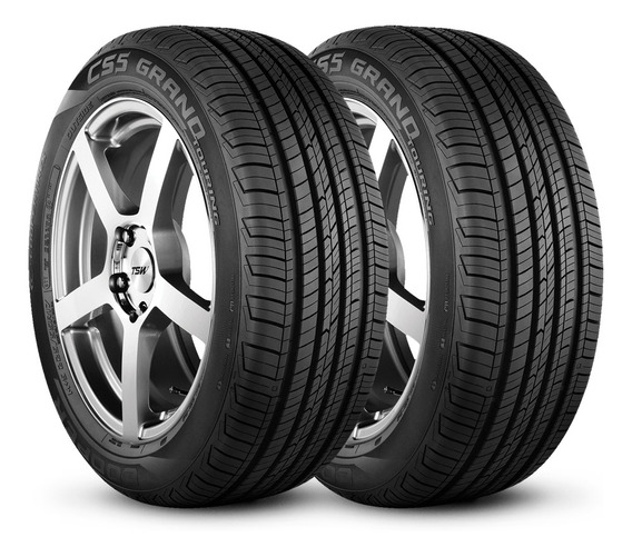 Kit 2 Neumaticos Cooper 215/60 R17 96t Tl Cs5 Grand Touring