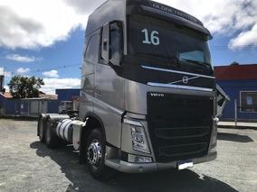 Volvo Fh 460 6x2 Globetrotter 15/16