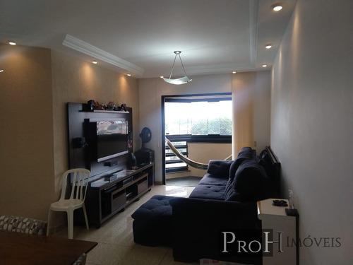 Imagem 1 de 14 de Apartamento 3 Dorms, 1 Suíte E Lazer Completo - R$ 411.000