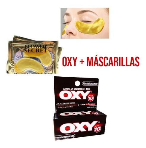 Acnegal O Oxy  Quita Acné - g a $818