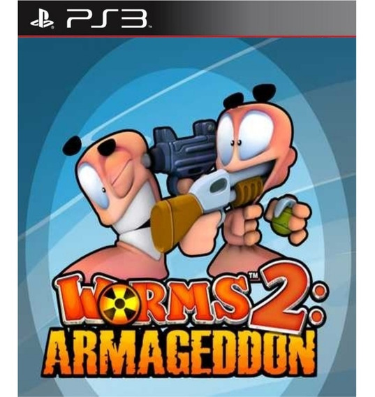 Worms 2 Armageddon - Ps3 Psn Play 3