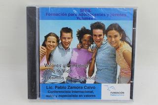 Cd 217 Pablo Zamora Calvo -- Valores Y Principios Para La Vi