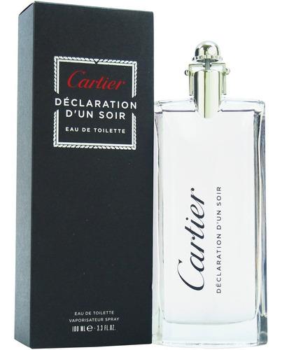 Perfume Cartier Declaración D'un Soir - L a $2261