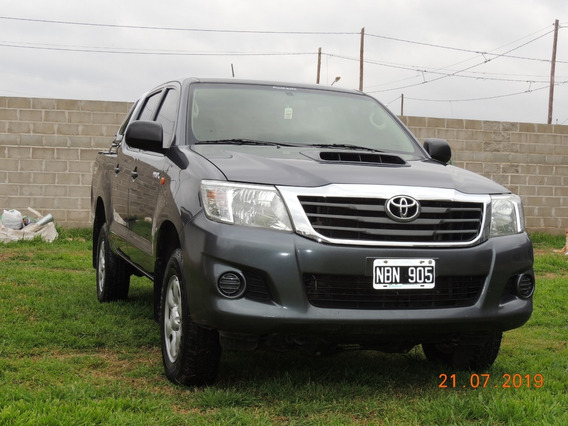 Hilux 2.5 Dx Pack 2013 Uso Particular