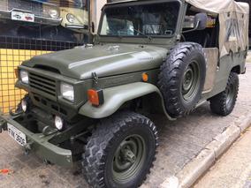 Jeep Toyota Militar Exercito Original Nao Troller Dodge Pata