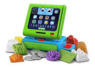 Juguete De Aprendizaje Infantil Leapfrog Caja Registradora