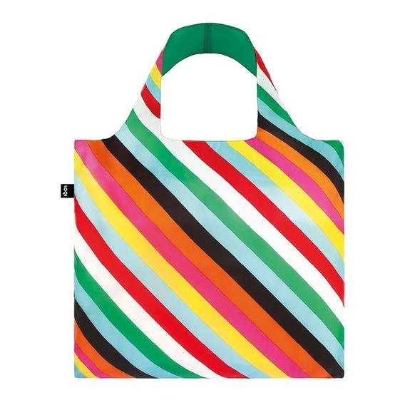 Bolsos Ecológicos Unisex Loqi Venezuela Pop Stripes