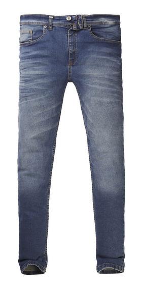 Jean Anbass Deep Blue Heavy - Raiders Jeans