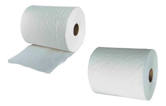 Papel Toalha 20cm X 200mts Para Banheiro - Pacote Com 4 Rolo