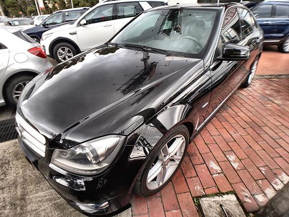 Mercedes-benz C250 Cgi Sec 1,8