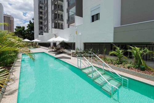 Apartamento Para Venda Em São Paulo, Vila Clementino, 2 Dormitórios, 1 Vaga - 0770_1-1403485