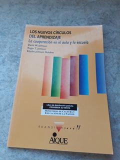 Nuevos Circulos De Aprendizaje - Varios Riestra Dora Autor