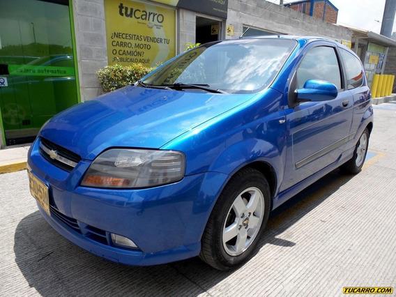 Chevrolet Aveo Fe