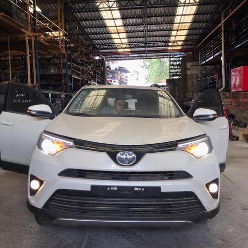 Sucata Toyota Rav4 4x2 2018/2019 Gasolina 145cvs