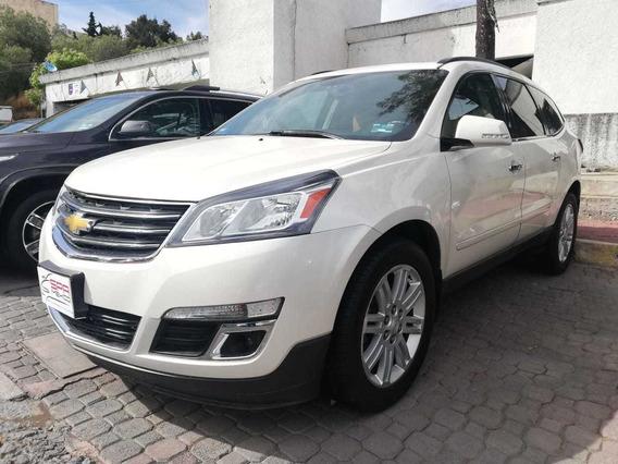Chevrolet Traverse 3.6 Piel Qc 2013 Desde $$46,800 Pm