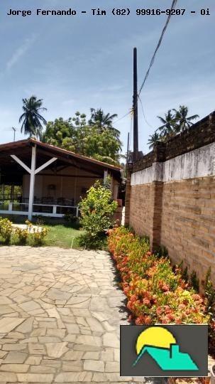 Casa Para Venda Em Jequiá Da Praia, Centro, 3 Dormitórios, 1 Suíte, 3 Banheiros, 3 Vagas - C-oo79