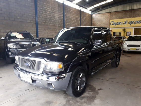 Ford Ranger Cabine Dupla Xlt 2.3 Manual