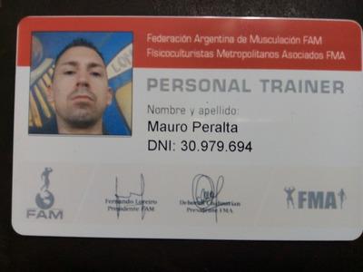 Coaching Online Y Rutinas Por Whatsapp. Personal Trainer.