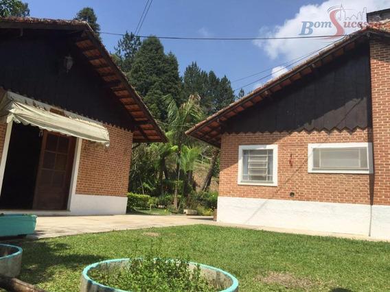 Sítio Rural À Venda, Triangulo Azul, São Lourenço Da Serra. - Si0002