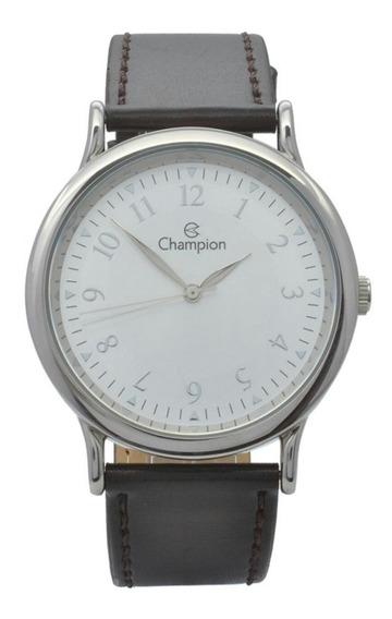 Relógio Champion Masculino Ch22813q Clássico Analógico