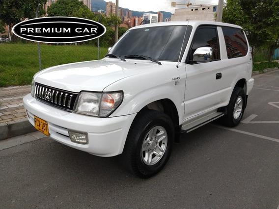Toyota Prado Sumo 2.7 4x4 Mecánica