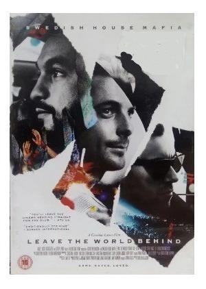 Leave The World Behind - Swedish House Mafia - Dvd - Promo!!