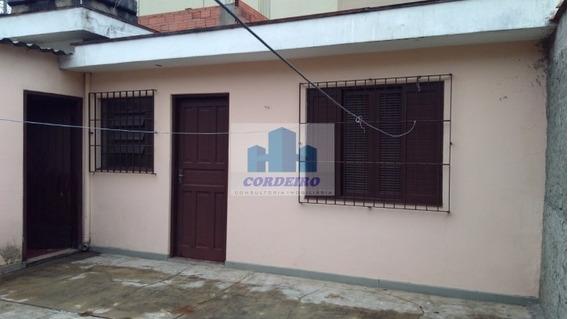 Casa 02 Dormitórios Em Santo André - 892