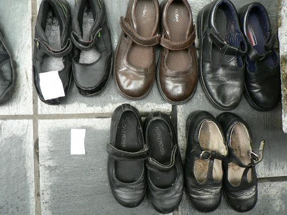 Zapato Escolar Cuero Vacuno Varios Talles Consultar Liquidac