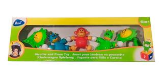 Cunero En Caja Forma De Animalitos Para Bebés Juguete