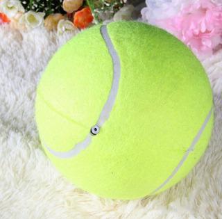 Bola De Tênis Gigante, Brinquedo, Big Ball, Autografo, 24 Cm