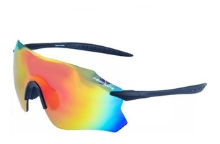 Óculos Ciclismo Absolute Prime Sl Uv400 Preto Fosco Mtb Bike
