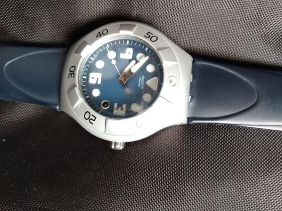 Relógio Masculino Swatch Irony Scuba 200 Azul Marinho