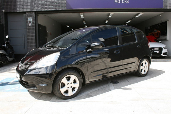 Honda Fit Lx 1.4 Flex Aut 2011