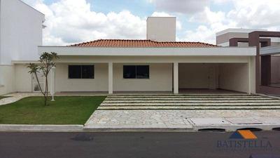 Casa Residencial Para Locação, Jardim Colinas De São João, Limeira. - Ca0121