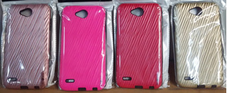Capa Case Anti Impacto Lg K10 Power Várias Cores E Textura