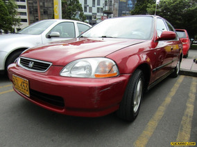 Honda Civic Ex At 1500cc