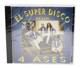 Cd Los 4 Ases El Super Disco De Los 4 Ases