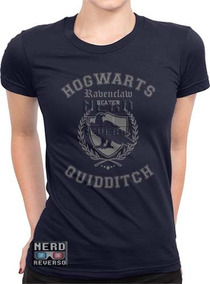 Baby Look Harry Potter Corvinal Hogwarts Ravenclaw Rowena