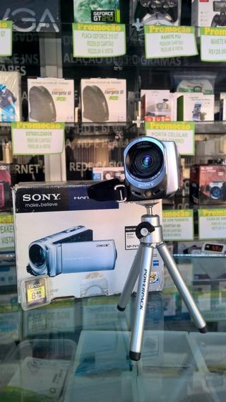Câmera De Vídeo Digital Sony Handycam Dcr-sx44