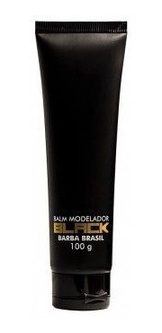 Balm Modelador Para Barba - Black - Barba Brasil