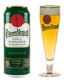 Cerveza Pilsner Urquell 500 Ml Cerveza Rubia Importada