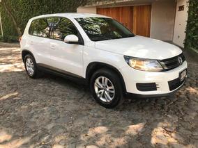 Volkswagen Tiguan 2.0 Nive Tiptronic Climatronic At 2012