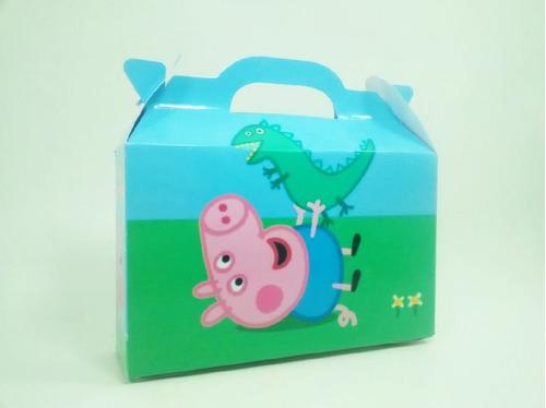 George Pig - Cajitas (pack X15)