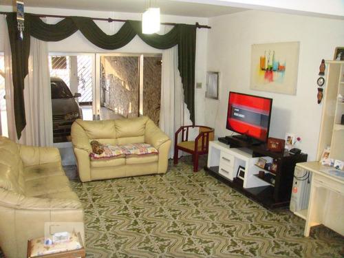 Casa À Venda - Jabaquara, 3 Quartos,  204 - S893050043
