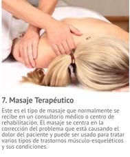 Masajes Terapeuticos, Anti Extres, Relajantes