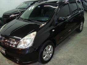 Nissan Livinia Nigtheday 1.6 S 16v Flex Flue Mec