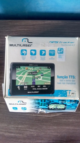 Gps Tracker Multilaser 4.3 Polegadas