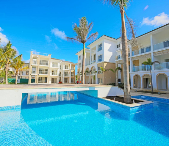 Apartamento En Venta Bavaro Punta Cana Cana Bay