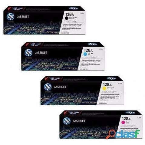 Kit 2 Toner Hp Color 321a, 322a